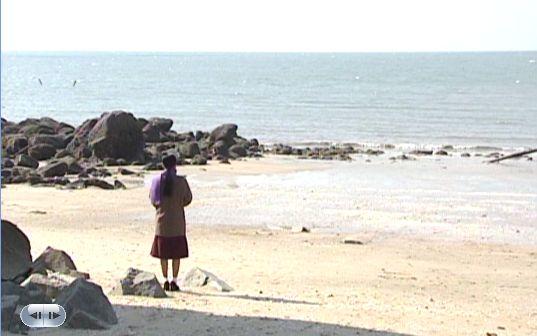 海のむこうにあの人が・・・