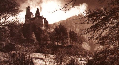 ドラキュラの城といわれるブラン城