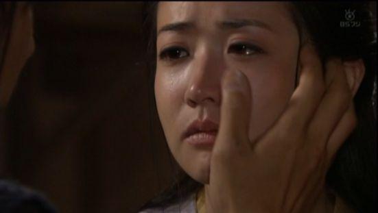 L26涙を拭ってやるムヒュル