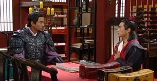 善徳3526 なぜユシン郎を応援した?