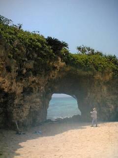 石垣島 砂山ビーチ