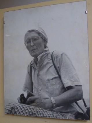 初代ナスカ研究者
