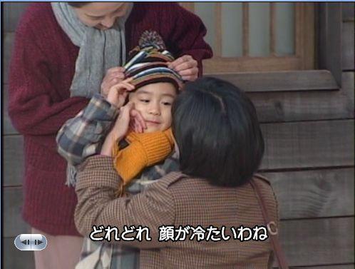 26かわいいソンジェ 初めて息子をみつめるヒョンシク