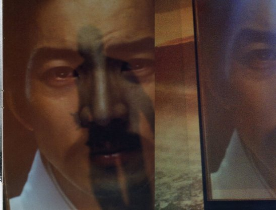 父ジュングンの影に怯えるジュンセン