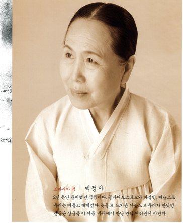 アン・ジュングンの母マリア