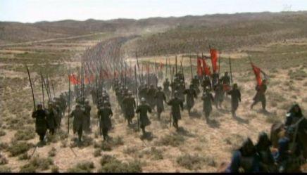 風3208 征服戦争中のムヒュル軍