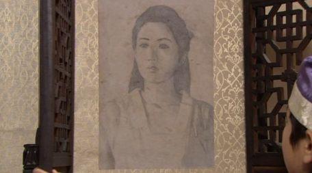 風3665 ヨンの肖像画