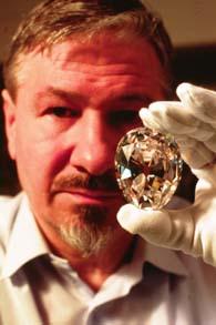世界第一位のダイヤ、アフリカの星。530.20カラット