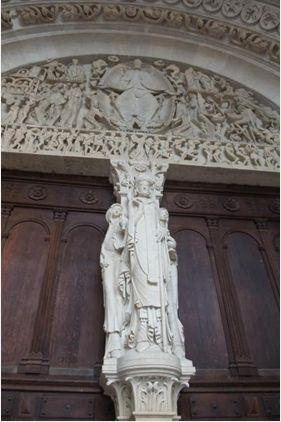 聖ラザール寺院のオータン