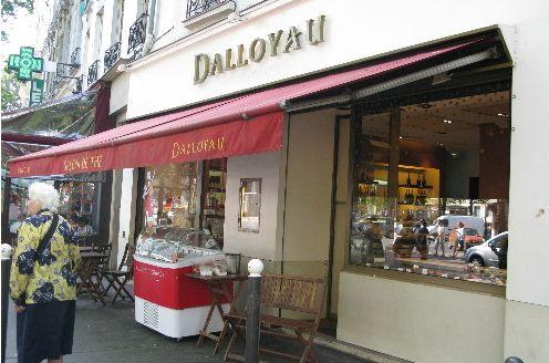 パリ本店ダロワイヨ