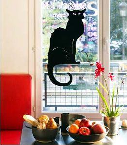 ラウンジ Le Chat Noir Design Hotel パリのモンパルナス