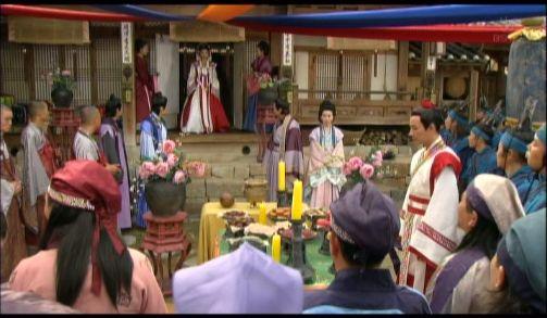 善徳3709 ユシンの結婚式