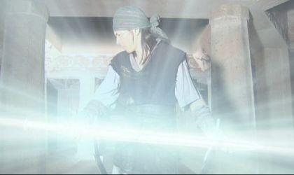 神剣の光(小)