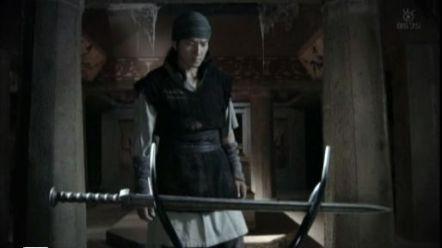 )あの剣だ・・・!何故テソ王があの剣を求めるのだ!?(小