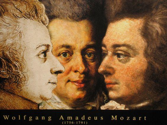 モーツァルトとアカシック・レコード