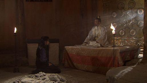 風3107 神殿での最後の親子の別れ