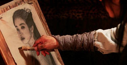 ヨンを描くムヒュル(中)