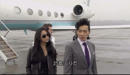 神男178 自家用機で韓国に戻ったガンタ