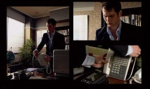 神男322 マイケルからの電話