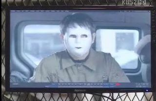 強力班120 犯人からのビデオメッセージ