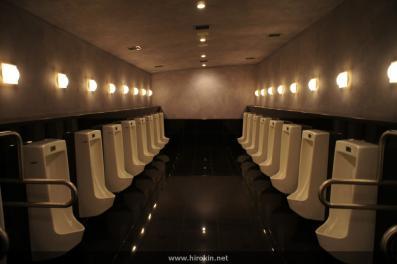 美しいトイレ